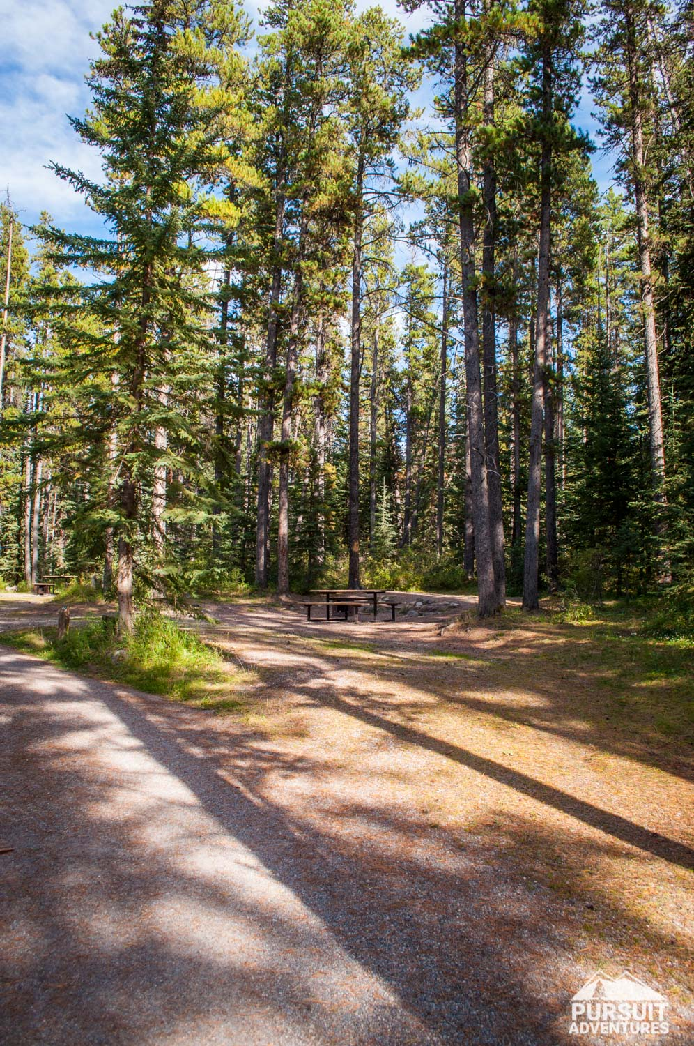 Goldeye Lake Campground