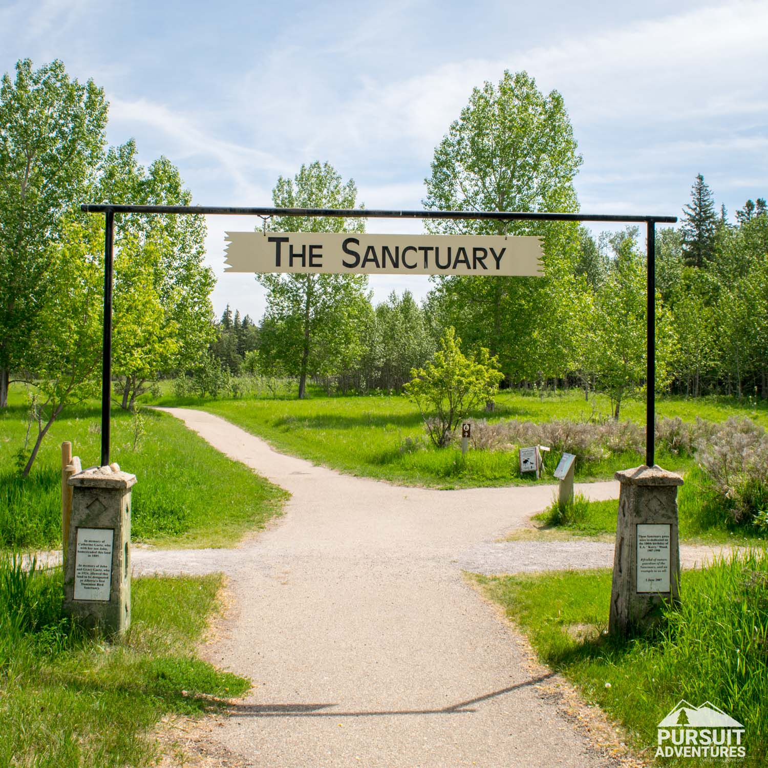 Gaetz Lakes Sanctuary